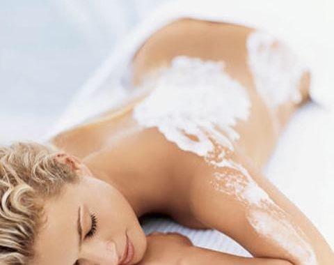 Duo Body Treatment Arrangement: Rozemarijn bodypakking