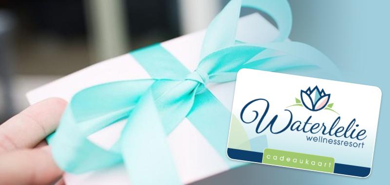 Waterlelie cadeaukaart